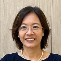 Katherine Tan at Accounting & Finance Show Asia 2021