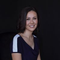Kyelie Baxter at Accounting & Finance Show Asia 2021
