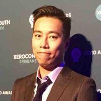 Matthew Li at Accounting & Finance Show Asia 2021