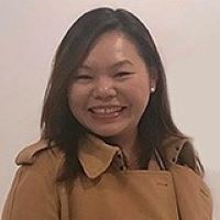 Elise Shen at Accounting & Finance Show Asia 2021