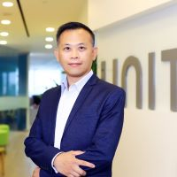 Eric Cheung at Accounting & Finance Show Asia 2021
