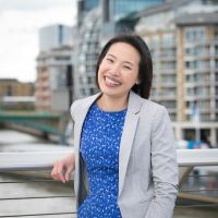Alison Wong at Accounting & Finance Show Asia 2021