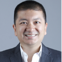 Miguel Warren at Accounting & Finance Show Asia 2021