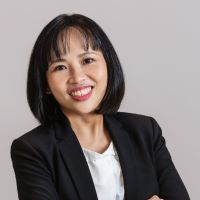 Gladys Chiu at Accounting & Finance Show Asia 2021