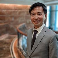 Yuit Ang at Accounting & Finance Show Asia 2021