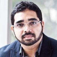 Siraj Iqbal at Accounting & Finance Show Asia 2021