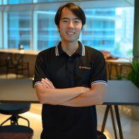 Ruddy Wang at Accounting & Finance Show Asia 2021