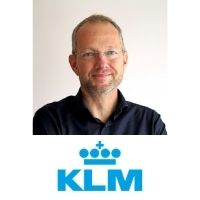Karel Bockstael, VP Sustainability, KLM Royal Dutch Airlines