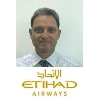 Adrian Gane | Director Sustainability, Industry And International Affairs | ETIHAD » speaking at Aviation Festival Virtual
