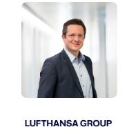 Johannes Walter, Head, Channel Partners, Lufthansa Group