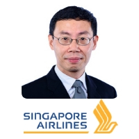 George Wang, Senior Vice President Of Information Technology, Singapore Airlines Limited