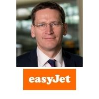 Stuart Birrell, Chief Data and Information Officer, easyJet