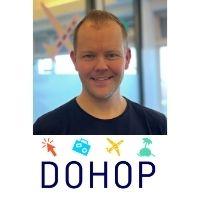 David Gunnarsson | CEO | Dohop » speaking at Aviation Festival Virtual