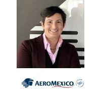 Gabriela Baez | Vice President, Digital Transformation | Aeromexico » speaking at Aviation Festival Virtual
