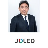Naoto Hikichi, Executive Officer - Head of Business Division, JOLED