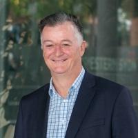 Ian Robinson |  | WaterNSW » speaking at Tech in Gov