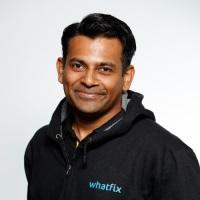 Sripathi Chakkravarthi |  | Whatfix » speaking at Tech in Gov
