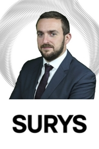 Amaury Chasseux, Head of Product Management - Identity BL, SURYS
