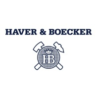 HAVER & BOECKER at The Mining Show 2021