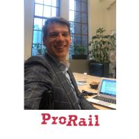Reinout Wissenburg   Manager Strategic Sustainability   ProRail » speaking at Rail Live