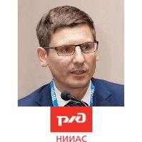 Alexey Ozerov   Head Of International Cooperation Department, Jsc Niias   Russian Railways » speaking at Rail Live