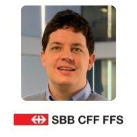 Mr Daniel Eckenstein   Asset Manager - Track   Swiss Federal Railways SBB » speaking at Rail Live