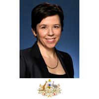 HE Sophia McIntyre   Ambassador   Government of Australia » speaking at Rail Live