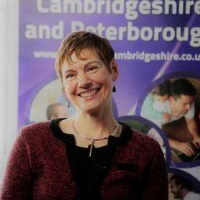Noelle Godfrey | Programme Director | Connecting Cambridgeshire & Smart Cambridge » speaking at Project Rollout