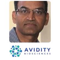 Mr Ramana Doppalapudi | Director Of Chemistry | Avidity BioSciences » speaking at Festival of Biologics