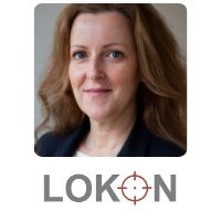 Ms Angelica Loskog | Chief Executive Officer | Lokon Pharma » speaking at Festival of Biologics