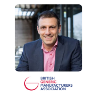 Mark Samuels | Chief Executive Ofiicer | British Generic Manufacturers Association (BGMA) » speaking at Festival of Biologics
