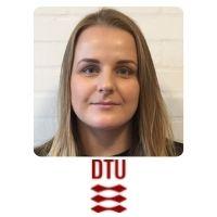 Line Ledsgaard, PhD student, Technical University of Denmark