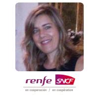 Alejandra Vitoria, International Markets Manager, Renfe-SNCF in Co-operation