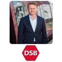 Aske Mastrup Wieth-Knudsen | Vice President | DSB » speaking at World Passenger Festival