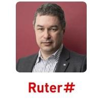 Endre Angelvik | Vice President Mobility Services | Ruter » speaking at World Passenger Festival