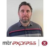 Fredrik Blomberg | Chief Revenue Officer | MTR Express » speaking at World Passenger Festival