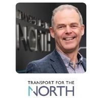 Jeremy Acklam, Integrated and Smart Travel Director, Transport for the North