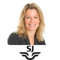 Malin Boshuis | Head of Intl Strategic Partnership | SJ AB » speaking at World Passenger Festival