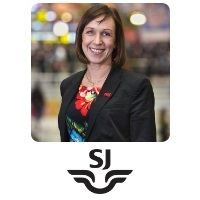 Maria Hofberg | Director Of Revenue Management, Pricing And Product | SJ AB » speaking at World Passenger Festival