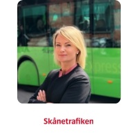 Mariell Hallenhed | Product Owner Ticketing And Payments | Skanetrafiken » speaking at World Passenger Festival