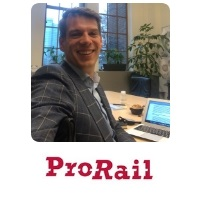 Reinout Wissenburg | Manager Strategic Sustainability | ProRail » speaking at World Passenger Festival