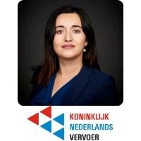 Sonila Metushi, Policy Advisor, Koninklijk Nederlands Vervoer