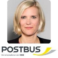 Silvia Kaupa-Gotzl, Chief Executive Officer, O.B.B. Postbus