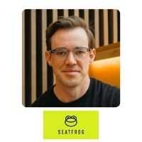 Iain Griffin, CEO & Founder, seatfrog
