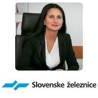 Darja Kocjan | Managing Director | Slovenske Zeleznice » speaking at World Passenger Festival
