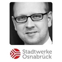 Daniel Voelsen | Deputy Project Manager | Stadtwerke Osnabrück Ag Verkehrsbetriebe » speaking at World Passenger Festival