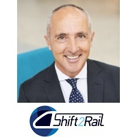 Carlo Borghini | Executive Director | Shift2Rail Joint Undertaking » speaking at World Passenger Festival