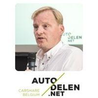 Jeffrey Matthijs | Director | Autodelen.net » speaking at World Passenger Festival