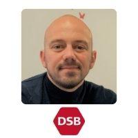 Jacob Saugman | Innovation Program Lead | DSB » speaking at World Passenger Festival