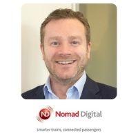 Jeremy Haskey | Chief Architect | Nomad Digital » speaking at World Passenger Festival